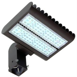 Slip Fitter Mount LED Shoebox Outdoor Lighting Fixture