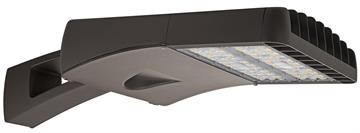Sylvania LED Area Light for Parking Lots with Pole Mount