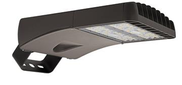 Sylvania LED Area Light for Parking Lots with Trunnion Mount