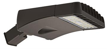Sylvania LED Area Light for Parking Lots with Slipfitter Mount