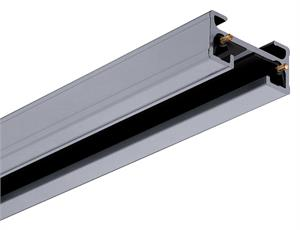 Juno Trac-Master T Series 120V 4 Foot Long Silver Track Lighting Section