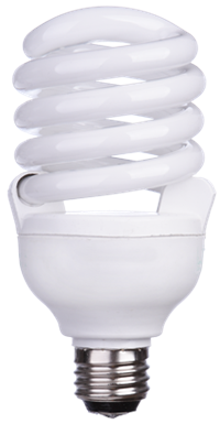 TCP 1902741K 3-Way 4100K Compact Fluorescent Light Bulbs to Replace ...