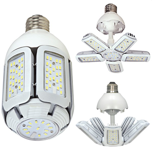 Satco Adjustable Beam LED Corn Cob Light Bulb