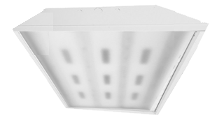 TechBrite Express Bay LED Highbay with Frosted Lens
