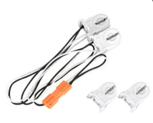 Amazing Maxlite G13Kit2 1409027 Two 2 Socket T8 Wiring Harness Non Wiring Cloud Tziciuggs Outletorg