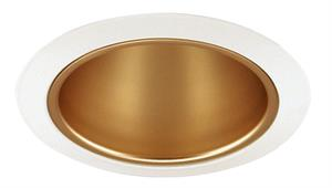 Juno Lighting 5 Inch Cone Reflector Trim for Recessed Cans
