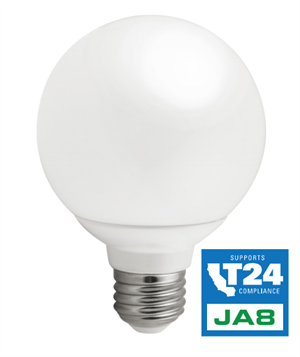 Maxlite JA8 Certified G25 Globe LED Light Bulb