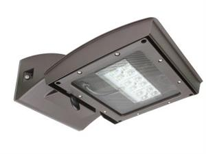 Maxlite MPulse LED Adjustable Surface Mount Wallpack Flood Area Light