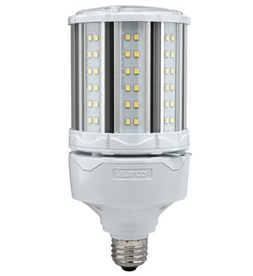 Satco LED Corn Cob Light Bulbs E23 Medium