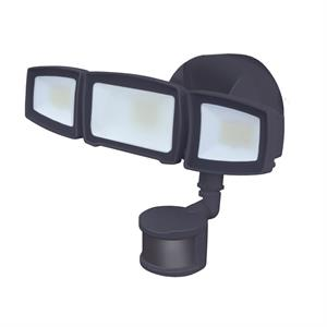 34w Led Security W Ms Bronze