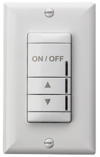 Acuity Controls Sensor Switch White Wall Switch