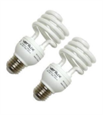 Satco 18 Watt Full Spectrum Light Twin Pack