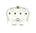 Satco 2G11 4 Pin Horizontal Socket