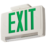 Lithonia EXG LED Emergency Exit Sign