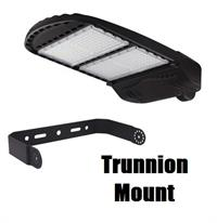 Morris LED Area Light with Trunnion Mount