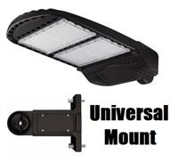 Morris LED Area Light with Universal Mount