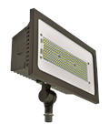 Simkar LED Flood Light with Adjustable Knuckle Mount