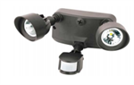 Morris 72562 Double Head Security Light