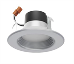 Round Color Selectable LED Downlight Retrofit