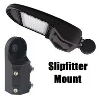 Morris LED Area Light with Slipfitter Mount