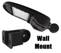 Morris LED Area Light with Wall Mount