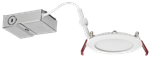 "Lithonia 4"" Wafer Ultra-Thin Recessed Downlight LED"