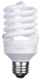 EarthMate Super Mini Spiral CFL