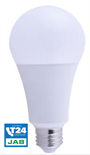 Maxlite 17W T24 A21 Enclosed Rated LED Light Bulb