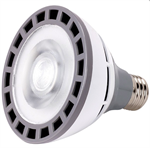 Satco Hi-Pro High Lumen Short Neck PAR30 LED Light Bulb