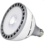 Satco Hi-Pro High Lumen PAR38 LED Light Bulb