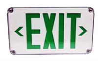 Morris Products Wet Location LED Exit Sign