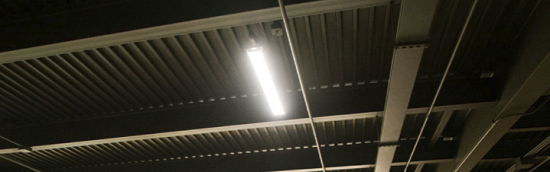 LED High Bay Slimline